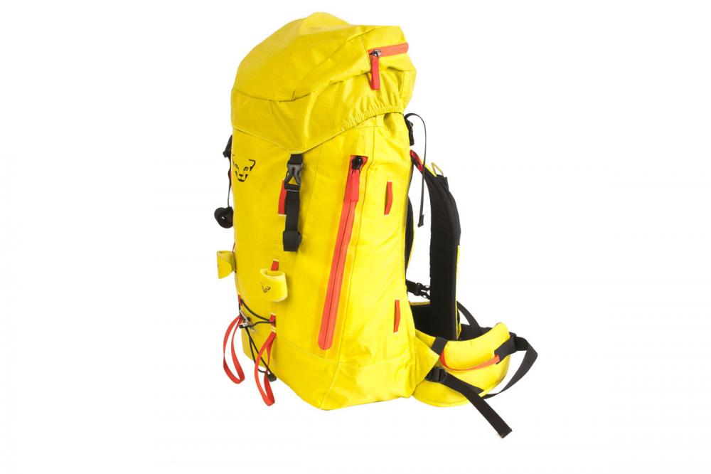 Batoh DYNAFIT Speed Expedition 25 yellow/orange