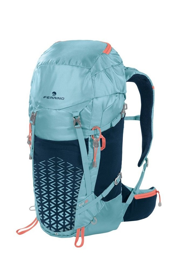 Batoh FERRINO Agile 33 lady light blue