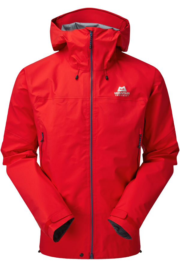 Bunda MOUNTAIN EQUIPMENT Quiver Jacket imperial red