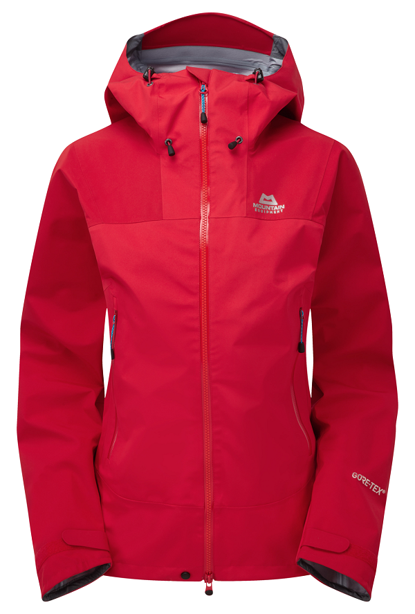 Bunda MOUNTAIN EQUIPMENT W´s Rupal Jacket imperial red/crimson