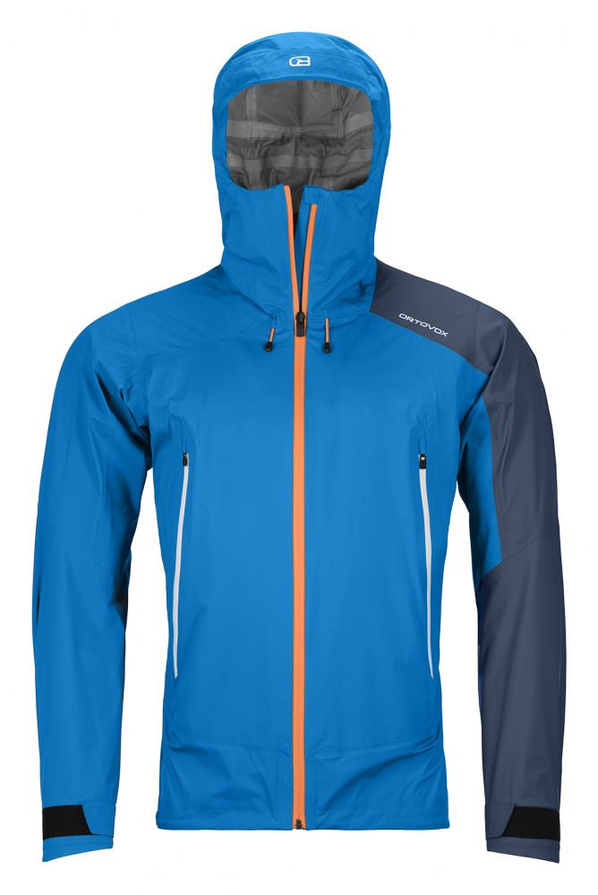 Bunda ORTOVOX Westalpen Light Jacket safety blue
