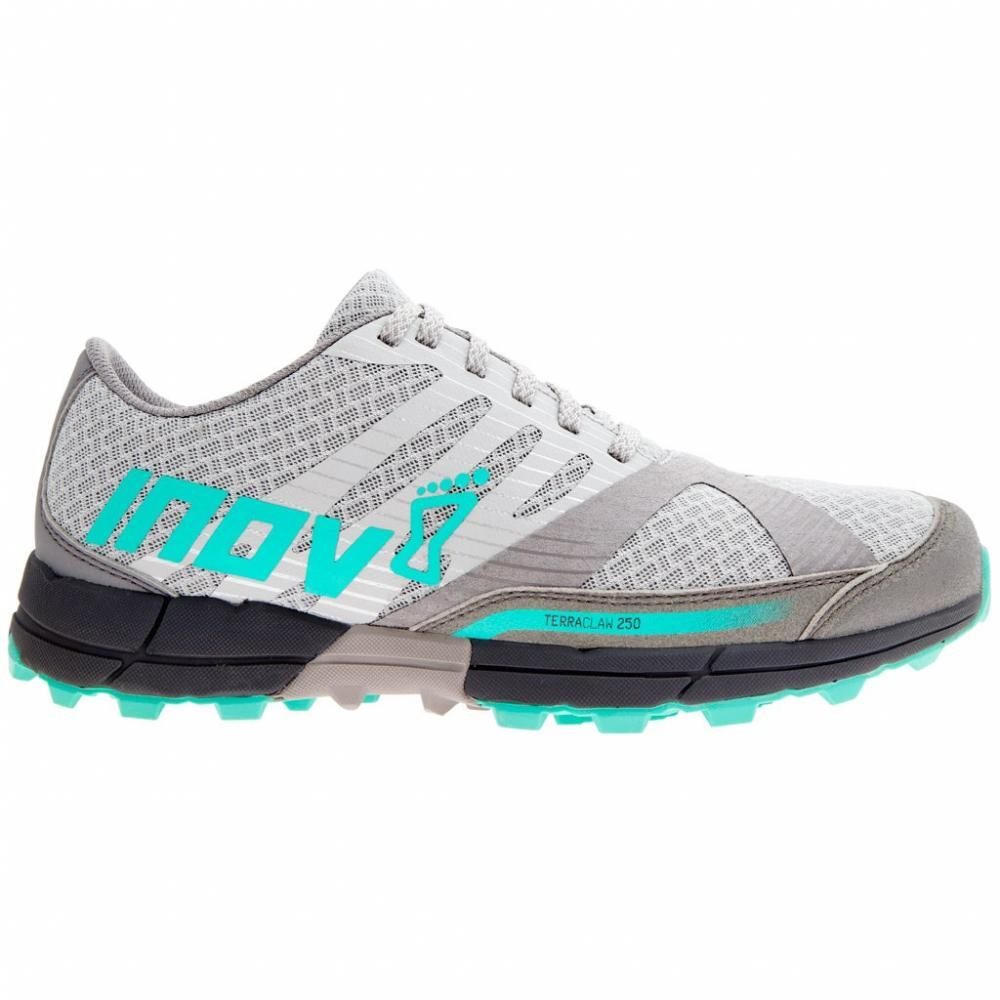 Topánky INOV-8 TerraClaw 250 chill (S) silver/grey/teal