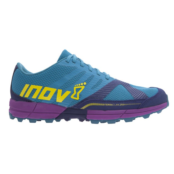 Topánky INOV-8 TerraClaw 250 (S) teal/navy/purple