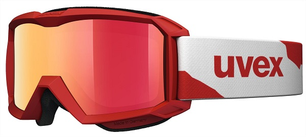 Okuliare UVEX I flizz_LM red mat dl/LM red