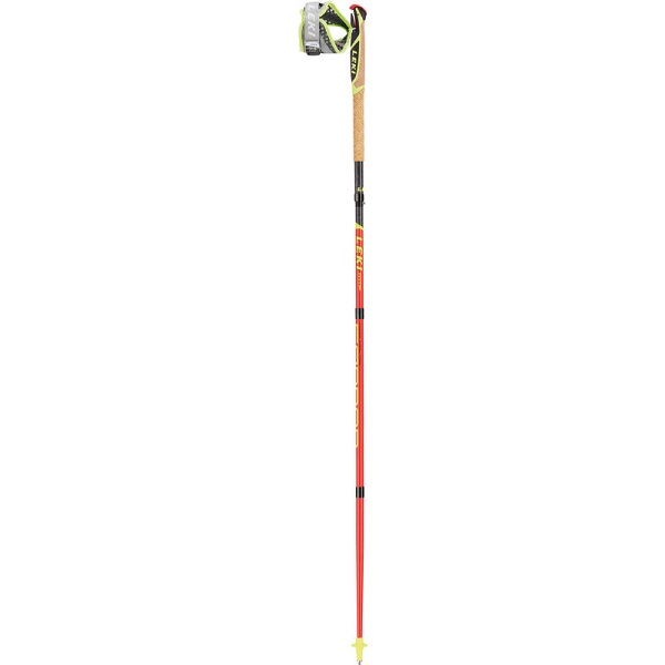 Palice LEKI Micro Trail Pro neonred-black-yellow