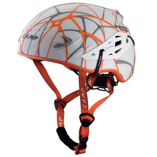 Prilba CAMP Speed Comp white 54-60cm