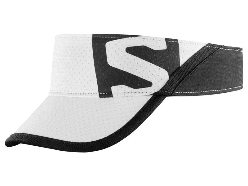 Šilt SALOMON XA Visor white black