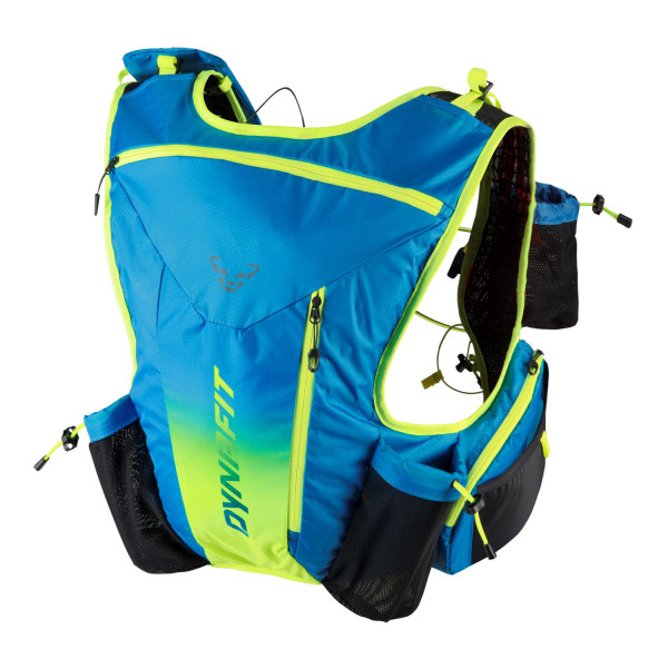 Batoh DYNAFIT Enduro 12 methyl blue / fluo yellow 8940 M/L