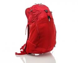 Batoh BERGANS 4724 Skarstind 28 red/grey