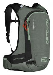 Batoh ORTOVOX Free Rider 18 green forest