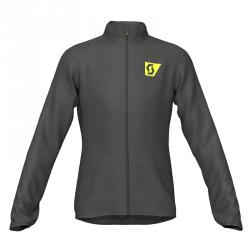 Bežecká bunda SCOTT RC Run Jacket WB black/yellow