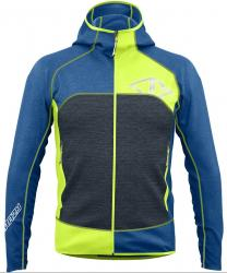 Bunda CRAZY IDEA Resolution yellow fluo