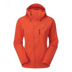 Bunda MOUNTAIN EQUIPMENT W´s Squall Hooded Jacket Kumquat