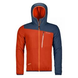Bunda ORTOVOX Zebru Jacket desert orange