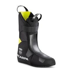 Lyziarka SCARPA Alien yellow 4