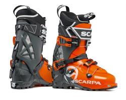 Lyziarky SCARPA Maestrale orange 2