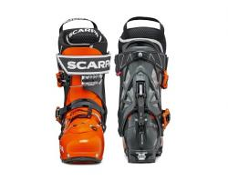 Lyziarky SCARPA Maestrale orange 3