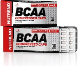 NUTREND BCAA Compressed Caps 120 cps