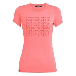 Tričko SALEWA Crosswords DRI-REL W S/S Tee