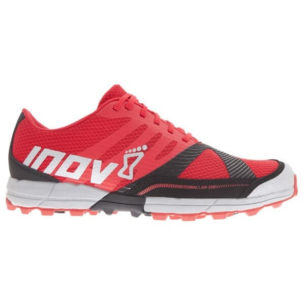 Topánky INOV-8 TerraClaw 250 (S) red/black/grey